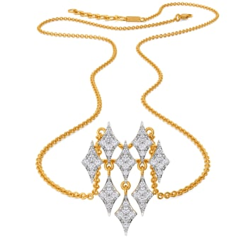 Art Affair Diamond Necklaces