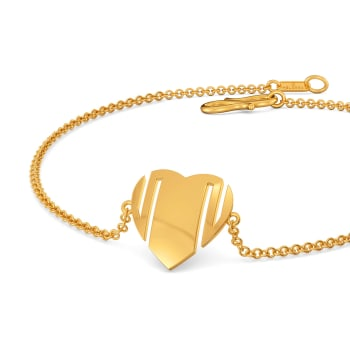 Posh Passion Gold Bracelets