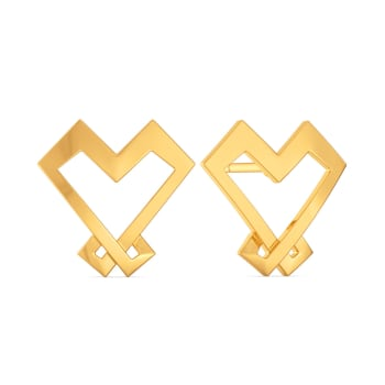 OTT Dote Gold Earrings