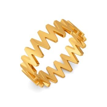 OTT Fantasy Gold Rings