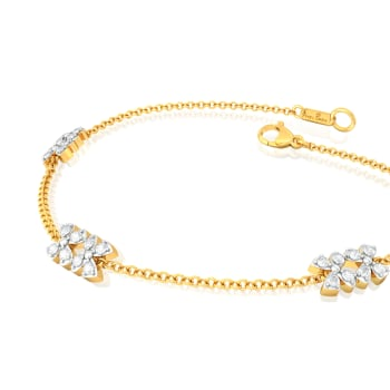 Sparkle & Fly Diamond Bracelets