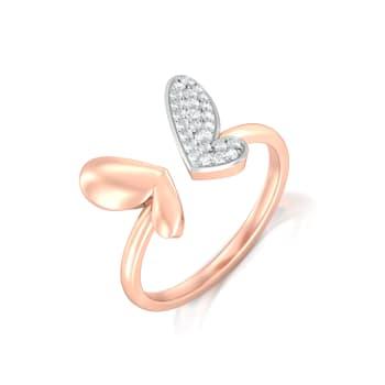 Glitter Dreams Diamond Rings