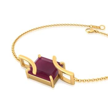 Mulled Finery Gemstone Bracelets