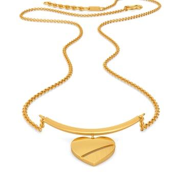 Classique Devotion Gold Necklaces