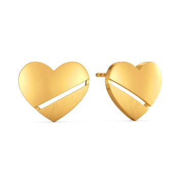 Classique Devotion Gold Earrings