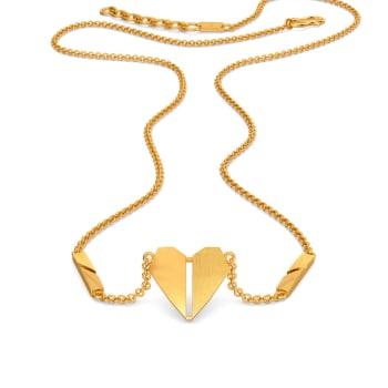 Suave Spark Gold Necklaces