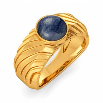 Denim Diaries Gemstone Rings