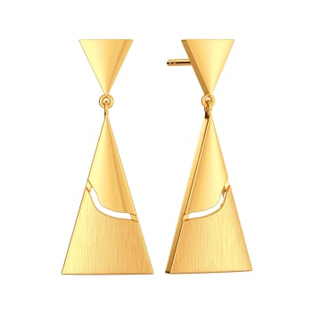 Bourgeoisie Gold Earrings
