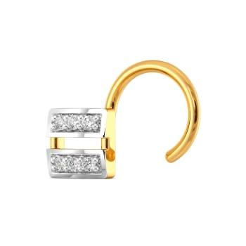 Distinct Formals Diamond Nose Pins