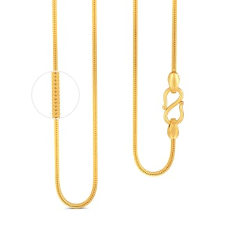 22kt Imperial Chain Gold Chains