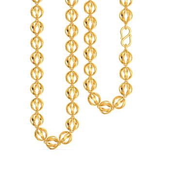 Cosmic Tells Gold Chains