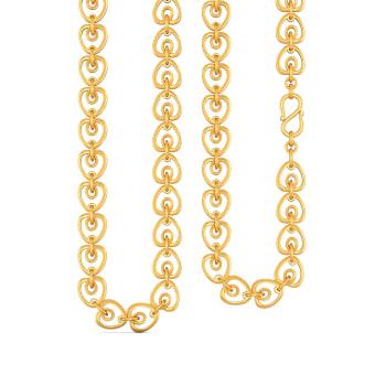 Love Liqueur Gold Chains