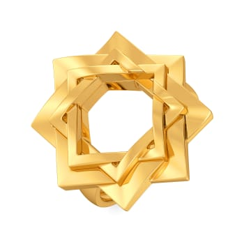 Frolic Fairs Gold Rings
