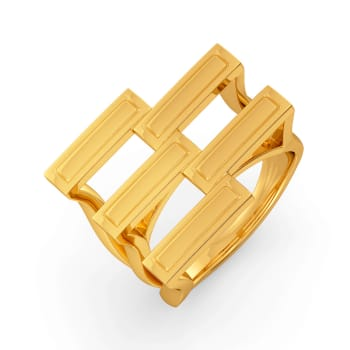 Party Prims Gold Rings