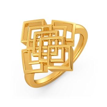 Sleek Ideas Gold Rings