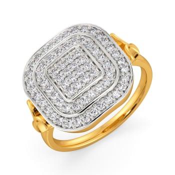 Flair Away Diamond Rings