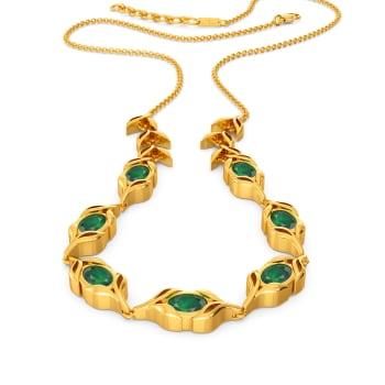 Secret Garden Gemstone Necklaces