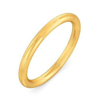 Classy Modo Gold Rings