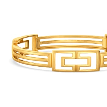 The Social Chain Gold Bangles