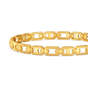 Clasp It Up Gold Bangles