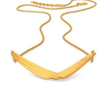 Smart Suits Gold Necklaces