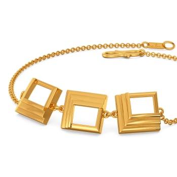 Cocktail Hour Gold Bracelets