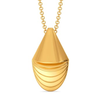 Suit for Cosmos Gold Pendants