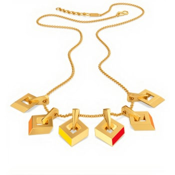 Bold N Fun Gold Necklaces