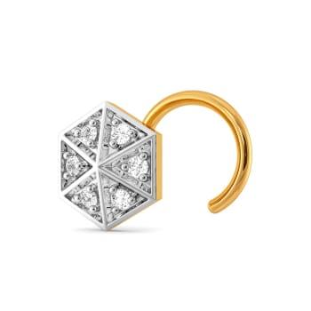 Check O Mine Diamond Nose Pins