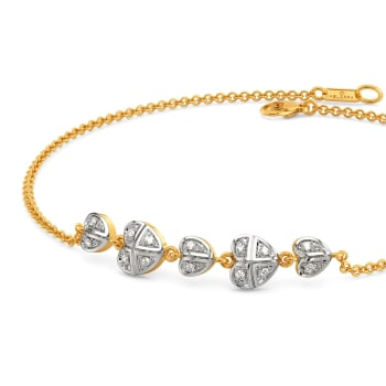 Gingham Desires Diamond Bracelets