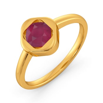 Candy Care Gemstone Rings