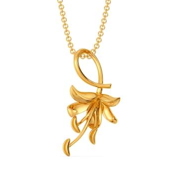 Dark Mallows Gold Pendants