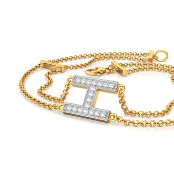 Coil Voile Diamond Bracelets