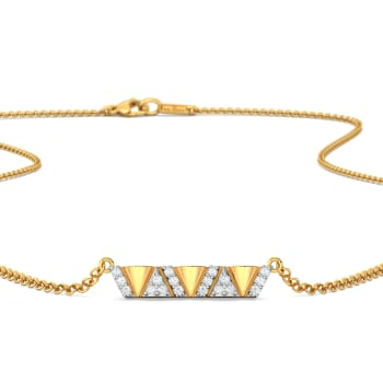 Fab On Point Diamond Necklaces