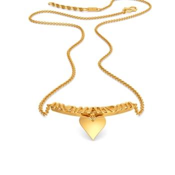 Venus Venge Gold Necklaces
