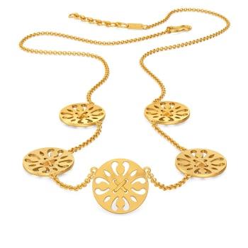 Stitch Fix Gold Necklaces