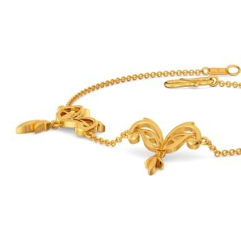 Doll O Fame Gold Bracelets