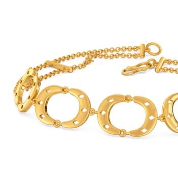 Vintage Volt Gold Bracelets