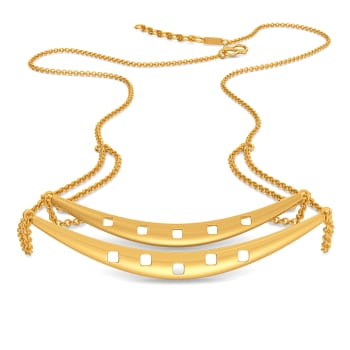 All About the Funk Gold Necklaces