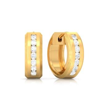 Always in Fashion Diamond Earrings