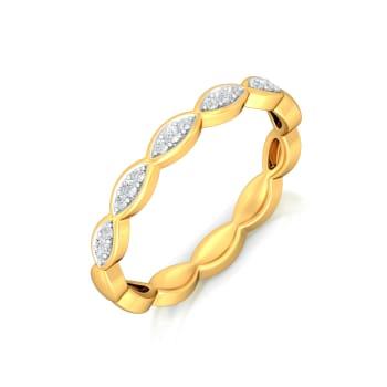 I for Infinity Diamond Rings