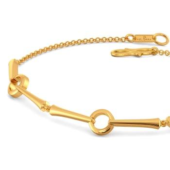 Nothing But Net Gold Bracelets