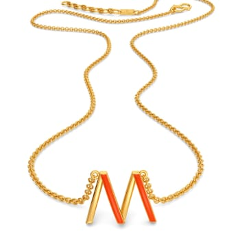 Merry Cherie Gold Necklaces