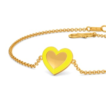 Love Brunch Gold Bracelets