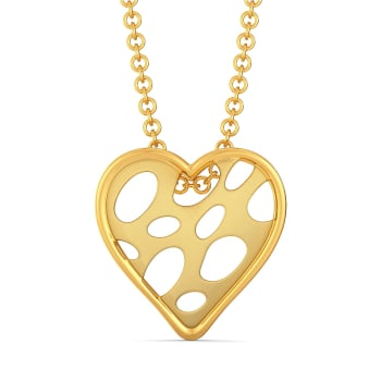 The Wild Side Gold Pendants