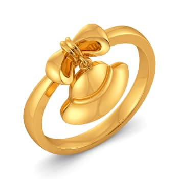 Hat Hitherto Gold Rings