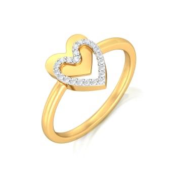 Twice as Nice Diamond Rings