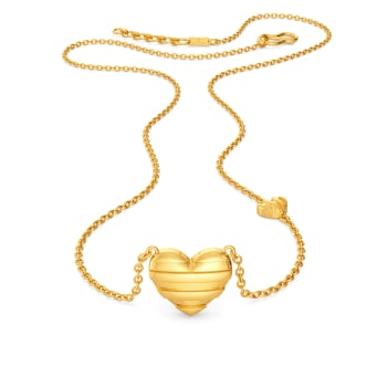 (Un)tainted Love Gold Necklaces