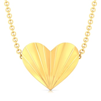 Radical Romance Gold Pendants