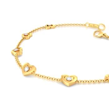 Grand Gestures Diamond Bracelets